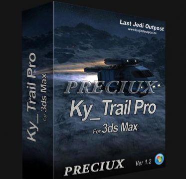 ky-Trail 64位(3Dmax插件)汉化版