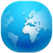 世界地图中英文高清版