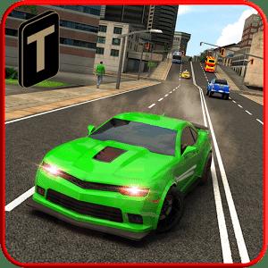 3D城市赛车安卓版v1.1
