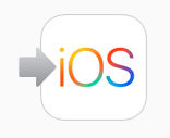 转移到iOS app