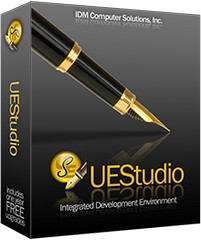 IDM UEStudio Win10 19.10.0.46
