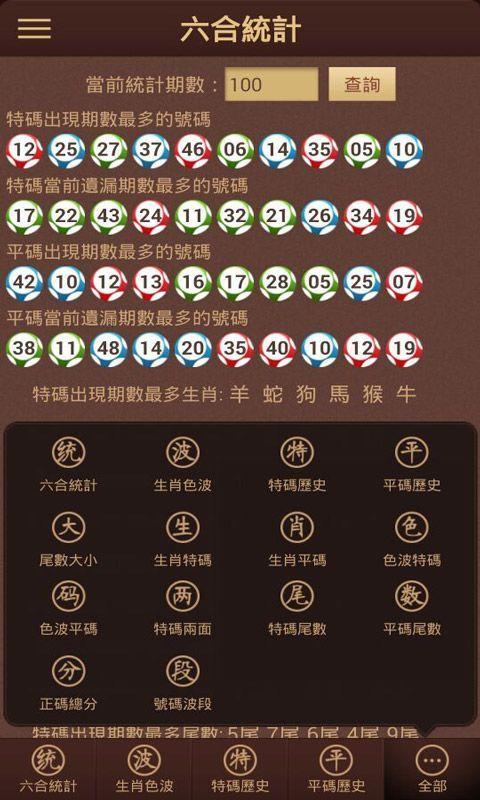 六盒宝典APP免费版图3