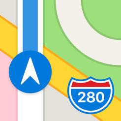 Apple Map(苹果地图) iOS版 iPhone/iPad v1.3.1