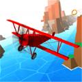 空中飞行赛车游戏