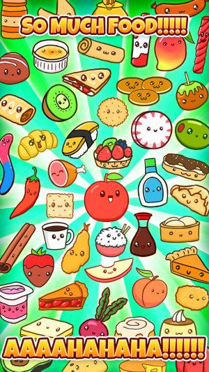 可爱的食物们游戏图3