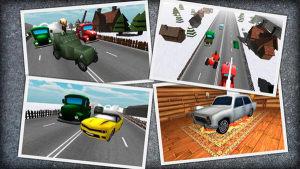 俄罗斯卡通交通游戏图1