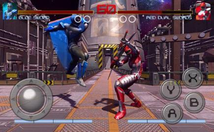 英雄电力武士游戏图1