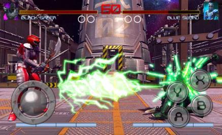 英雄电力武士游戏图2