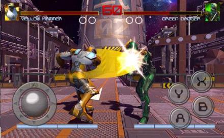 英雄电力武士游戏图3