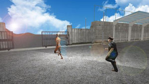 疯狂监狱逃生游戏图1