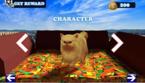 可爱的小猫3D游戏图3
