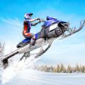 雪地车特技2019游戏