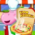 河马佩奇披萨店游戏