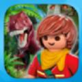 乐高与恐龙游戏