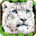 终极雪豹模拟器游戏