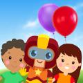 科技儿童蹦床游戏