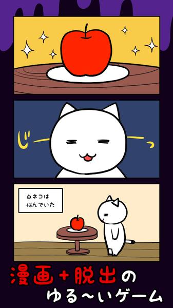 白猫与10分时限逃脱游戏图1