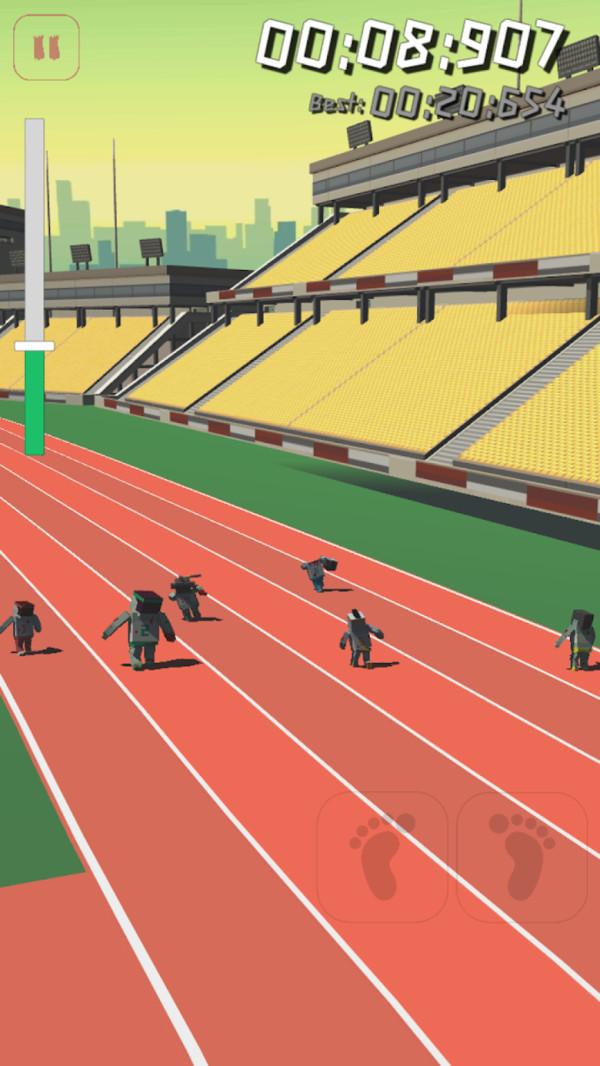 僵尸趣味运动会游戏特色图片