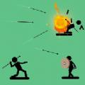 火柴标枪手游戏