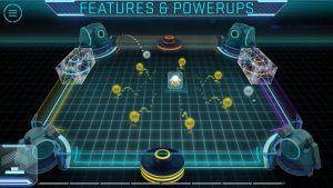 3D炫光冰球游戏图3