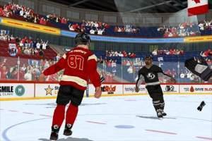 冰球格斗Hockey Fight游戏图1