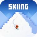 雪人山滑雪安卓游戏