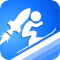 火箭滑雪赛游戏