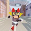 超级红猫侠游戏