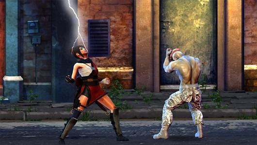 最后的战士揭晓少女游戏安卓版图片1