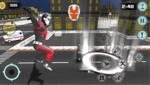 不朽的飞行未来英雄游戏图2