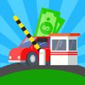 闲置的公路收费站游戏