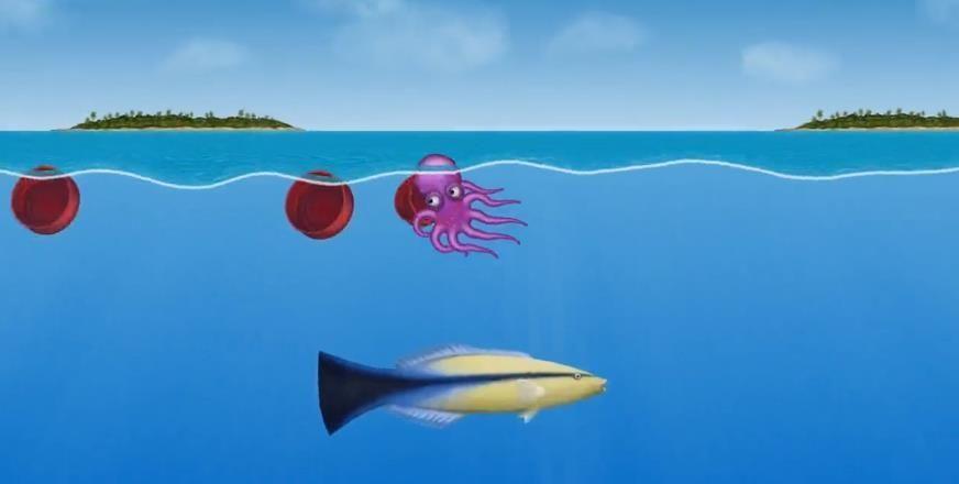 章鱼吃垃圾游戏图3