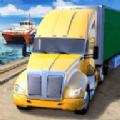 渡口卡车司机模拟器游戏