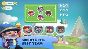 全民宝宝足球赛游戏图1