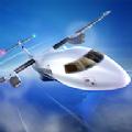 飞机飞行员模拟器游戏