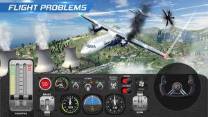飞机飞行员模拟器游戏图2