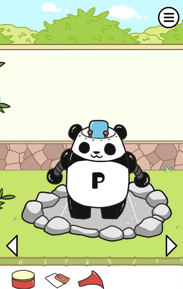 熊猫大脱走汉化版亮点图片
