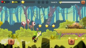 杰尼龟历险记游戏图3