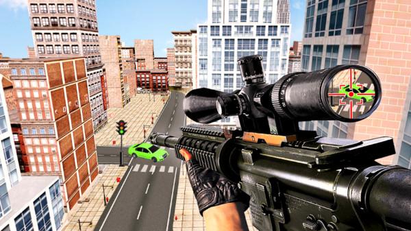 无限狙击手游戏图1