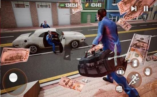 银行抢劫大盗模拟器游戏图3