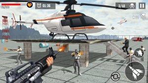 反恐怖射击手任务汉化版图2