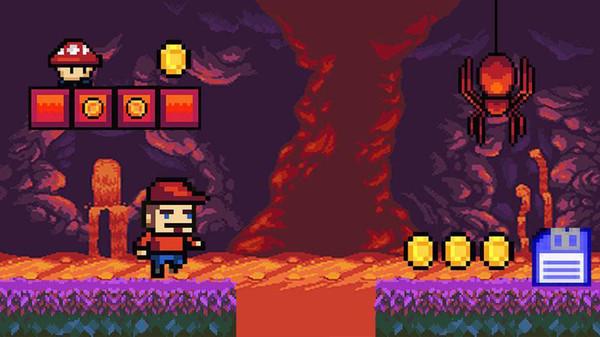 超级像素世界游戏图3