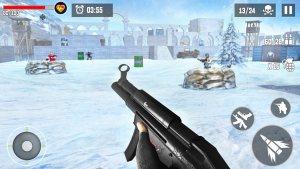 反恐怖射击手任务汉化版图3