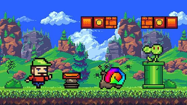 超级像素世界游戏图2