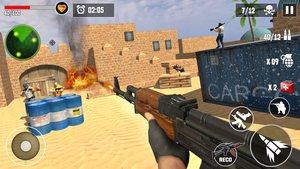 反恐怖射击手任务游戏中文汉化版图片2