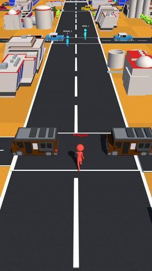 人类疯狂过马路游戏图2