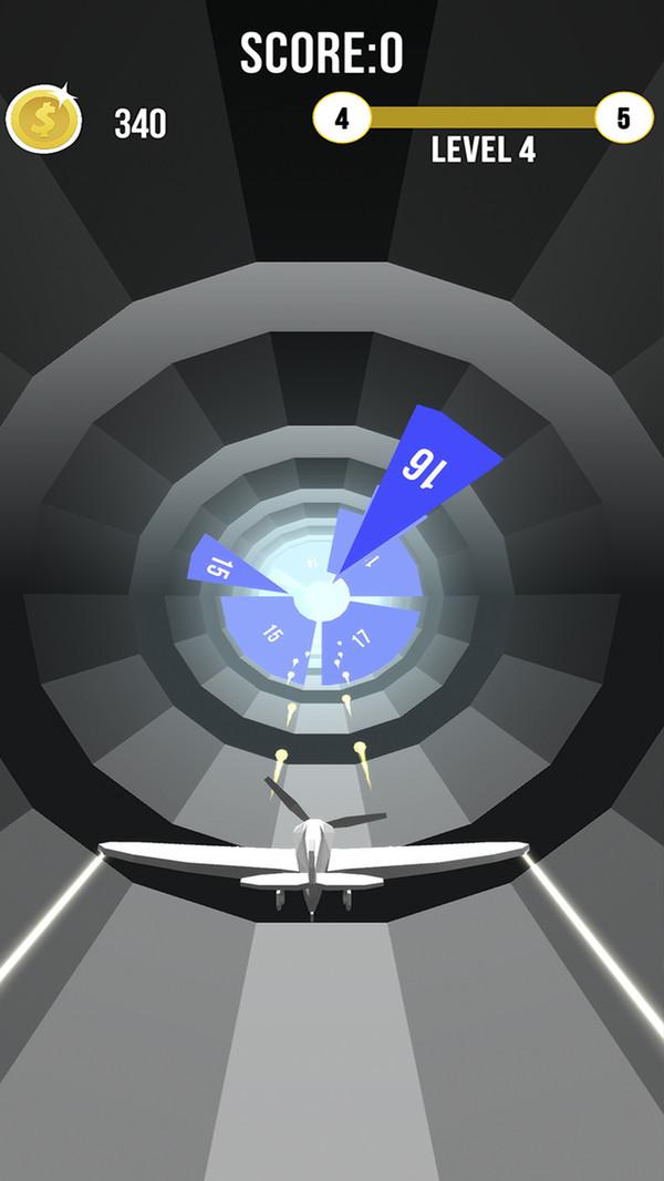 飞行轰炸机游戏图2