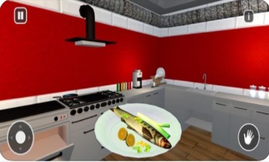 烹饪厨师模拟器手机版图1