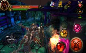 暗黑忍者武士游戏图2