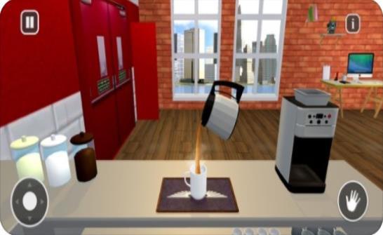 烹饪厨师模拟器最新手机版图片1